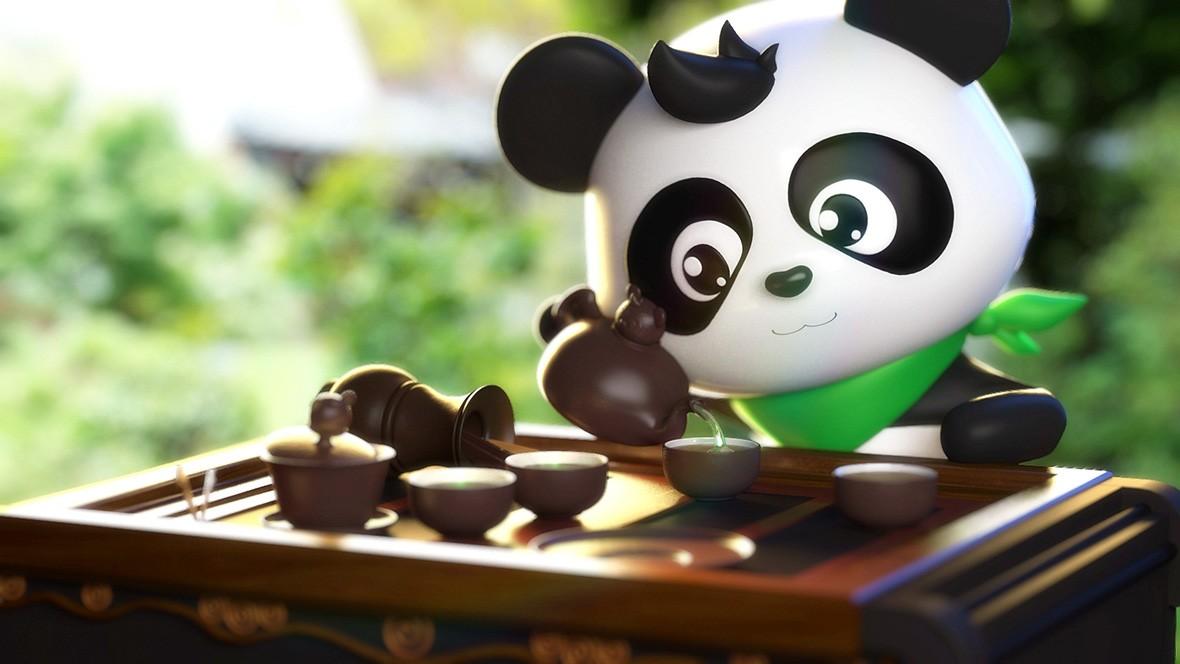 壁纸 大熊猫 动漫 动物 卡通 漫画 头像 1180_664